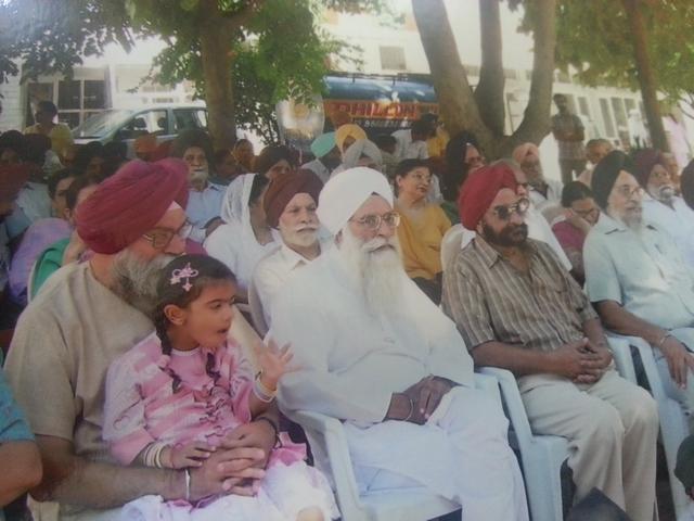 Senior Citizen meet
